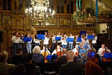Beeindruckende Musikauftritte in der Oberen Rathaushalle