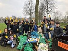 Gemeinsam für Bremen: Bürgermeister Sieling und die Neue Oberschule Gröpelingen