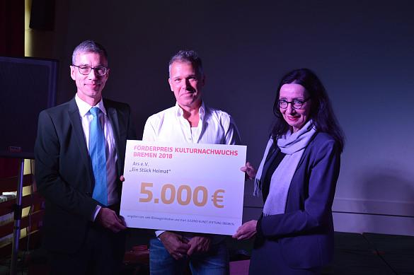 Pressestelle Des Senats Förderpreis Kulturnachwuchs Bremen Für