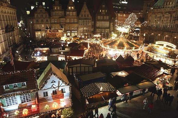 Bremen Weihnachtsmarkt.Pressestelle Des Senats Es Weihnachtet In Bremen Bremer