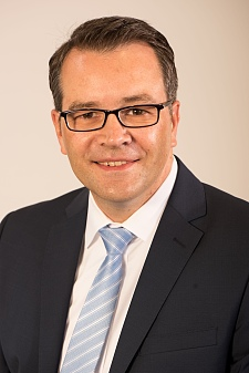Staatsrat Tim Cordßen