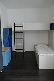 Zwei-Bett-Zimmer in der neuen Einrichtung, JPG, 31.4KB