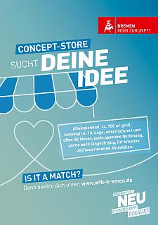 Bild Partner*innensuche mal anders – das Motiv, mit dem der Wettbewerb auf Plakaten beworben wird.